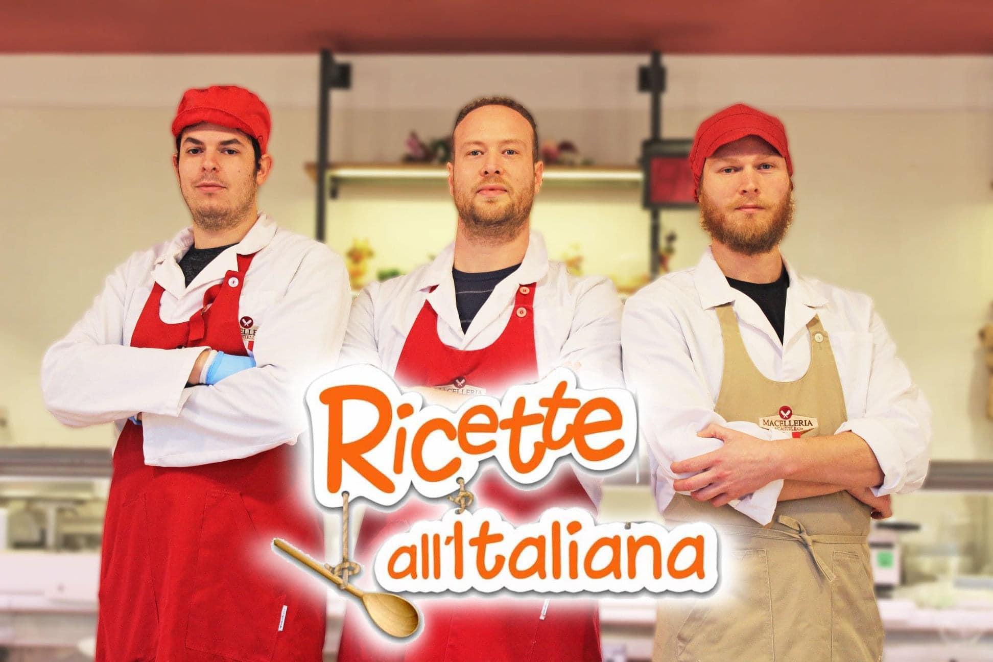 Macelleria Il Castello – Ricette all'Italiana